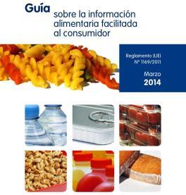 Guia información alimentaria